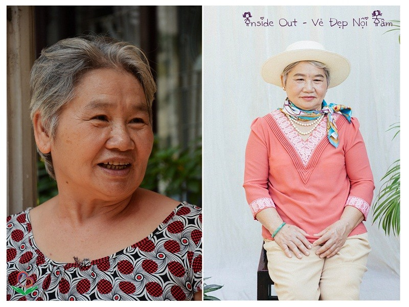 Ngắm các cụ bà ở viện dưỡng lão trình diễn thời trang - ảnh 19