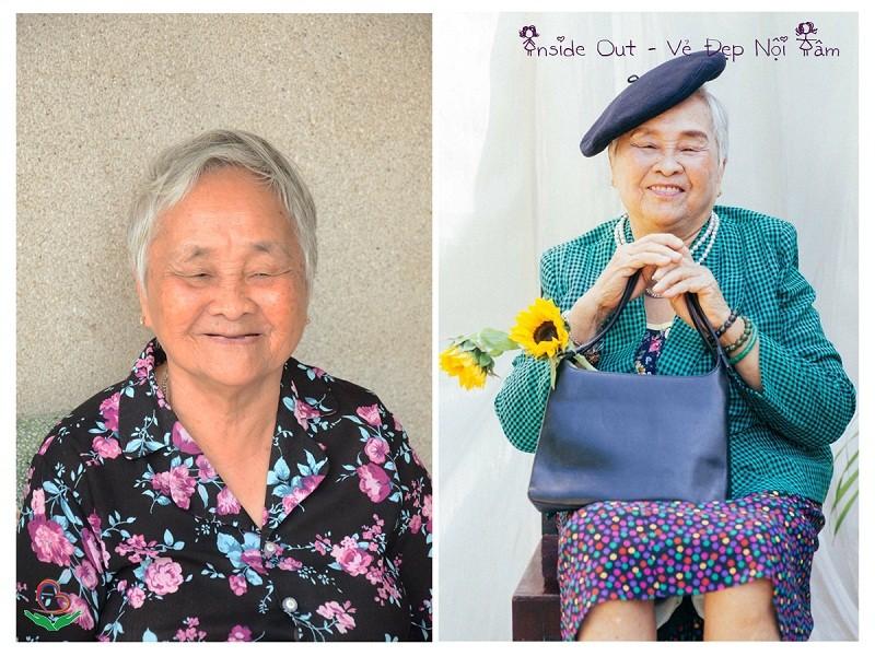 Ngắm các cụ bà ở viện dưỡng lão trình diễn thời trang - ảnh 20