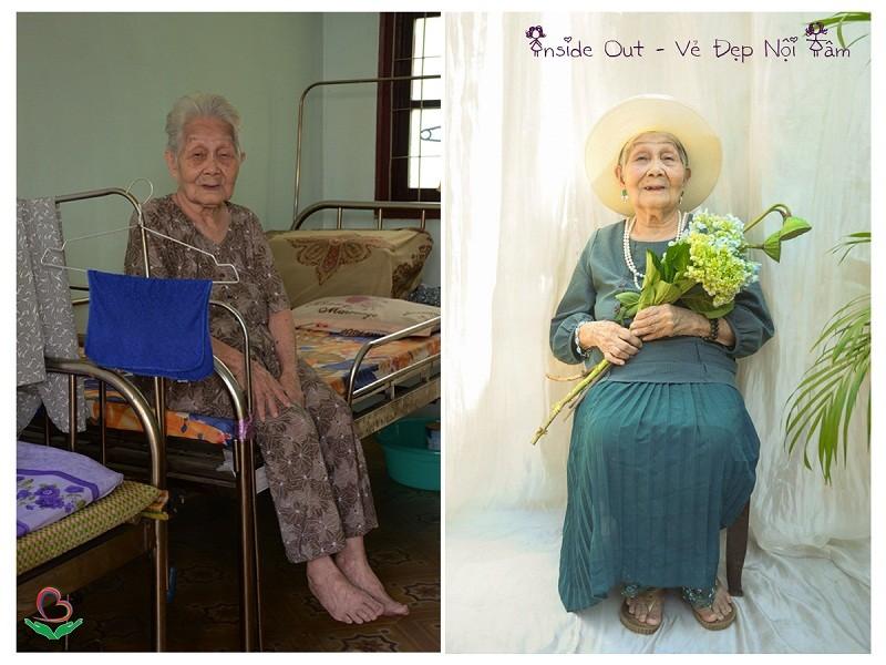 Ngắm các cụ bà ở viện dưỡng lão trình diễn thời trang - ảnh 23