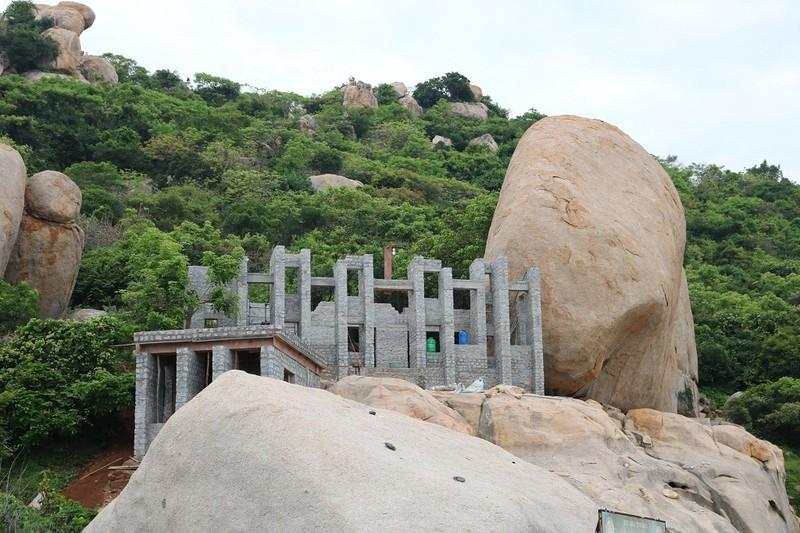 Xuýt xoa trước vẻ đẹp của nhà bảo tồn rùa trên núi Chúa - ảnh 4