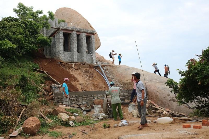 Xuýt xoa trước vẻ đẹp của nhà bảo tồn rùa trên núi Chúa - ảnh 5