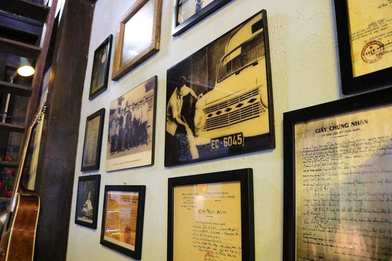 Khai trương quán cà phê Biệt động Sài Gòn - ảnh 30