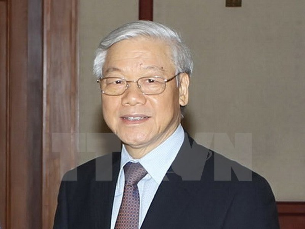 Tổng Bí thư đã tới Bắc Kinh, bắt đầu thăm chính thức CHND Trung Hoa - ảnh 1