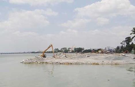 Đề nghị Thủ tướng chỉ đạo Đồng Nai tiếp tục dừng dự án lấn sông - ảnh 1