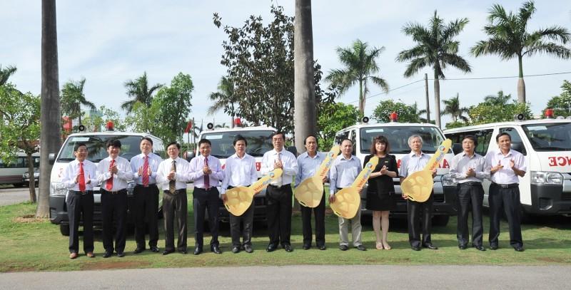 VietinBank đền ơn, đáp nghĩa cùng Quảng Trị, Quảng Bình - ảnh 2