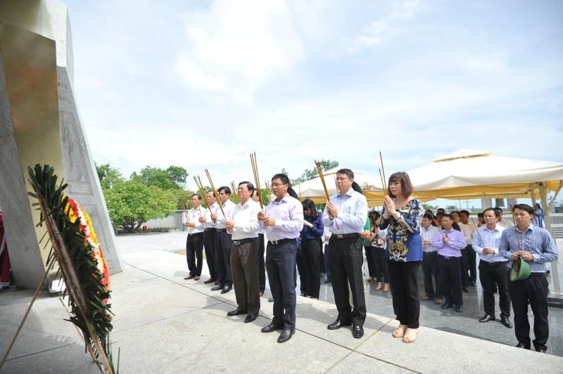 VietinBank đền ơn, đáp nghĩa cùng Quảng Trị, Quảng Bình - ảnh 1