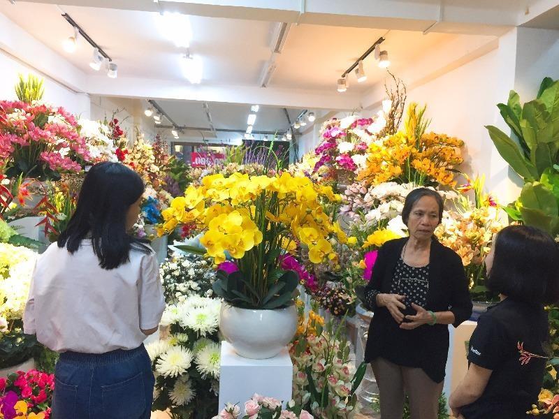 Cận cảnh: Hoa vải giá chục triệu đồng