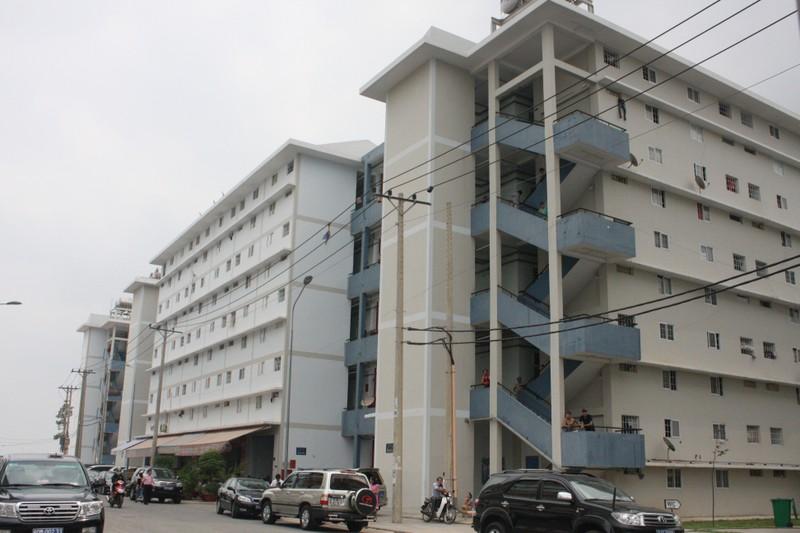Bình Dương khởi công xây dựng 10.000 căn hộ nhà ở xã hội - ảnh 2