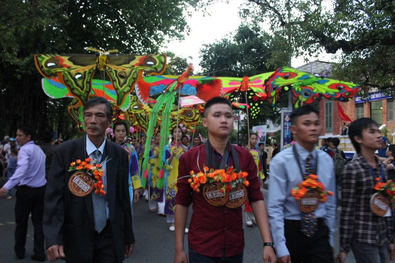 Trang trọng Lễ tế tổ bách nghệ Việt Nam - ảnh 11