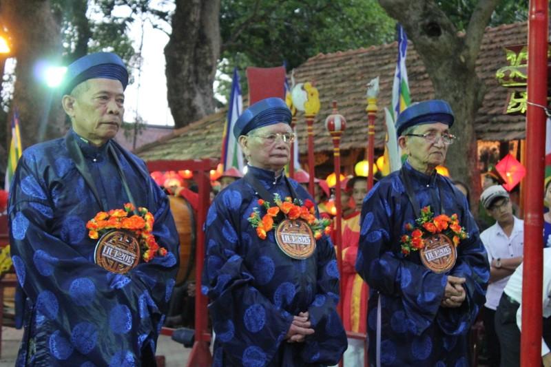 Trang trọng Lễ tế tổ bách nghệ Việt Nam - ảnh 1