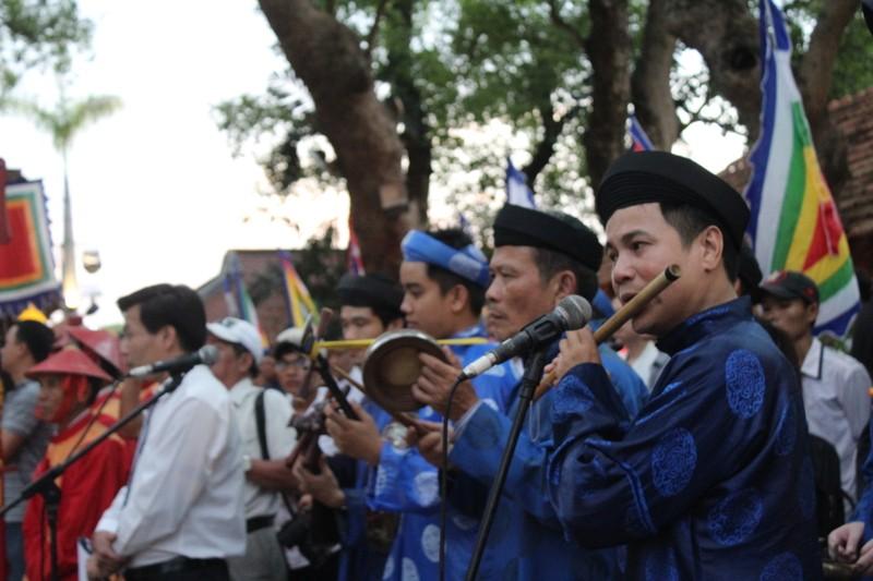Trang trọng Lễ tế tổ bách nghệ Việt Nam - ảnh 3