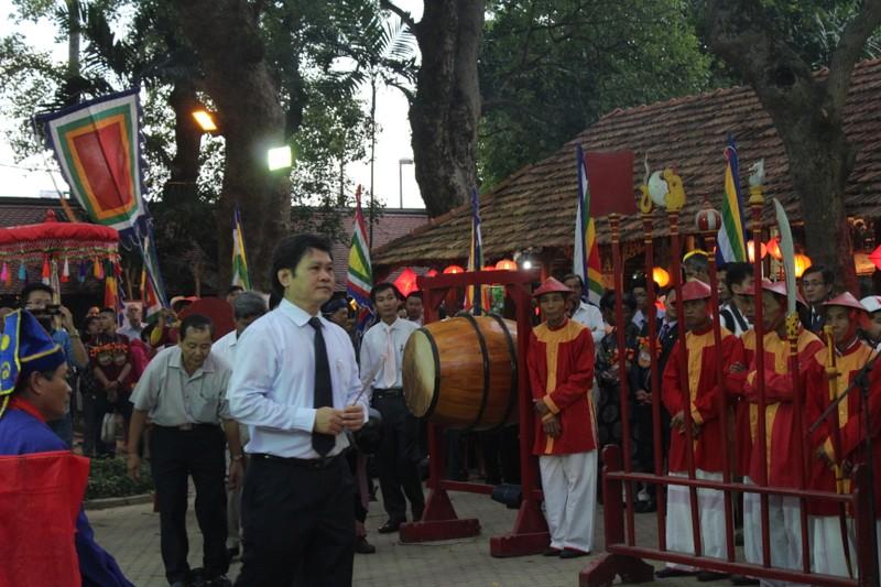 Trang trọng Lễ tế tổ bách nghệ Việt Nam - ảnh 4