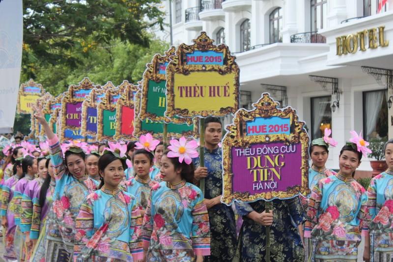 Trang trọng Lễ tế tổ bách nghệ Việt Nam - ảnh 5