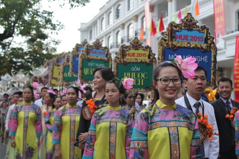 Trang trọng Lễ tế tổ bách nghệ Việt Nam - ảnh 6