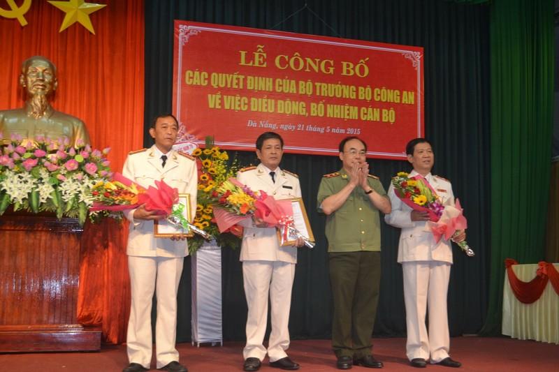 Bổ nhiệm giám đốc công an Đà Nẵng - ảnh 1