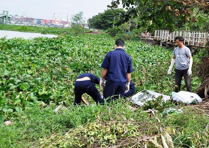 Lại phát hiện xác người trên sông Đồng Nai - ảnh 1