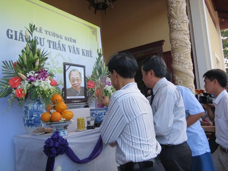 Giáo sư Trần Văn Khê - người tâm huyết với nhã nhạc cung đình Huế - ảnh 2