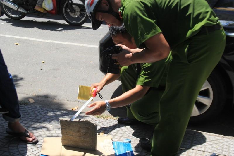 Trộm ô tô táo tợn giữa trung tâm Đà Nẵng - ảnh 3