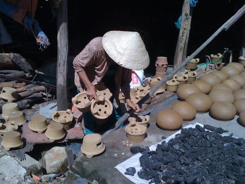 Câu chuyện từ lò nung nồi đất cuối cùng ở Biên Hòa - ảnh 8
