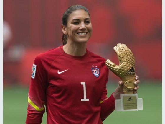 Những danh hiệu của World Cup nữ 2015 - ảnh 1