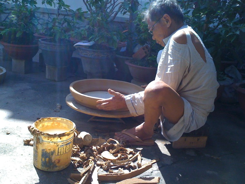 Câu chuyện từ lò nung nồi đất cuối cùng ở Biên Hòa - ảnh 2