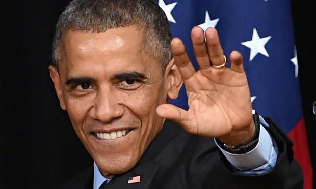 Tổng thống Obama mời chị em vào…Nhà Trắng - ảnh 1