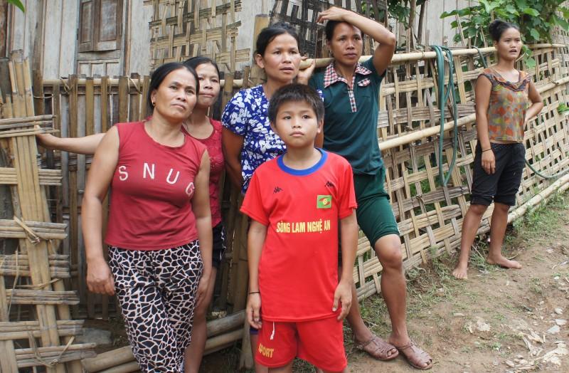Vụ thảm sát 4 người ở Nghệ An: Đã tìm được con dao nghi can dùng để gây án - ảnh 2