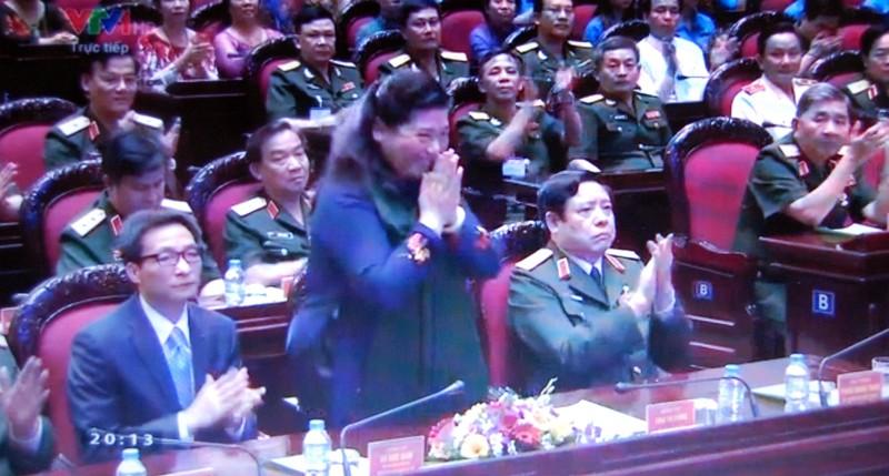 Đại tướng Phùng Quang Thanh dự chương trình 'Khát vọng đoàn tụ' - ảnh 2