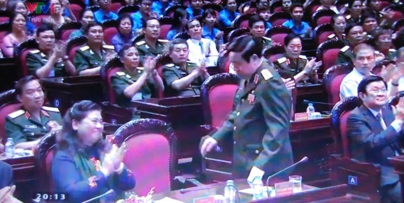 Đại tướng Phùng Quang Thanh dự chương trình 'Khát vọng đoàn tụ' - ảnh 4