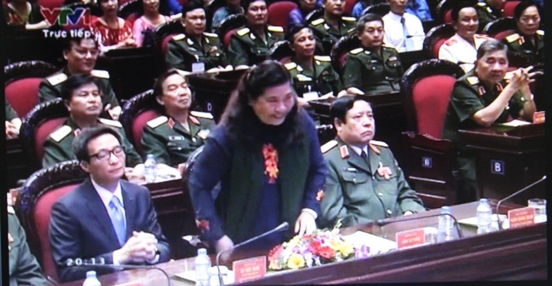 Đại tướng Phùng Quang Thanh dự chương trình 'Khát vọng đoàn tụ' - ảnh 1