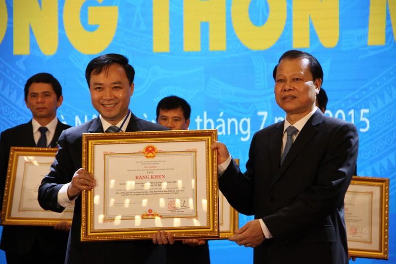 FrieslandCampina VN nhận bằng khen của Thủ tướng  - ảnh 1