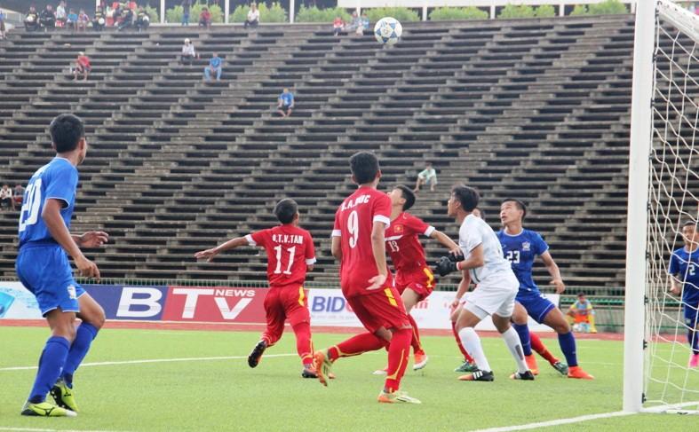 Việt Nam bị loại sau vòng bảng - ảnh 1