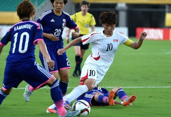 Khi bóng đá nữ Triều Tiên trở lại - ảnh 1
