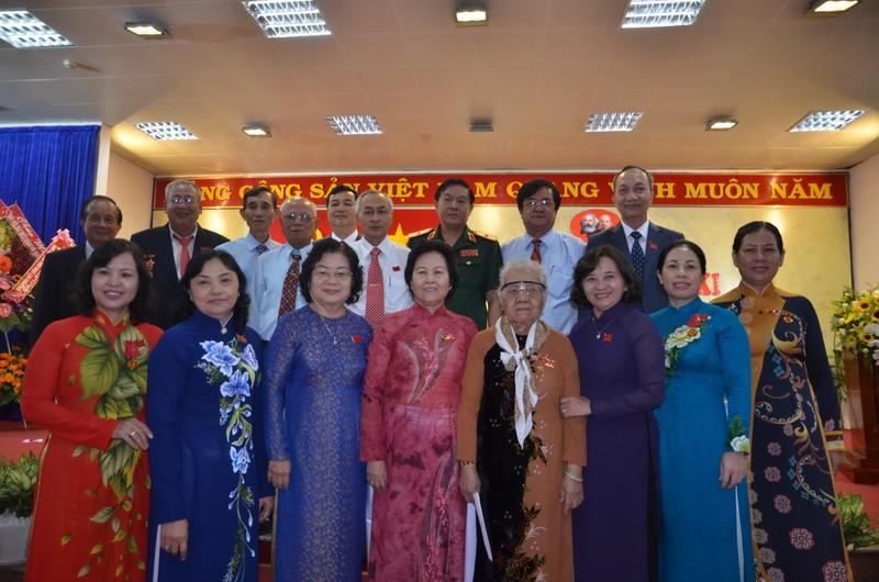 Ông Kiều Bình Chung tái đắc cử Bí thư Quận ủy quận Tân Bình - ảnh 1