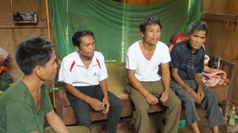 Thực nghiệm hiện trường vụ thảm sát ở Nghệ An - ảnh 2