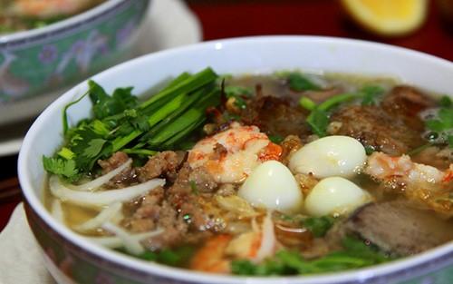 6 nguyên do ẩm thực Việt Nam lành mạnh nhất thế giới - ảnh 2