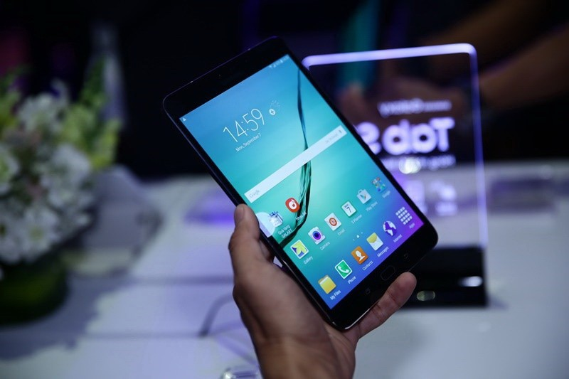 Samsung Galaxy Tab S2:  Máy tính bảng siêu mỏng và nhẹ   - ảnh 1