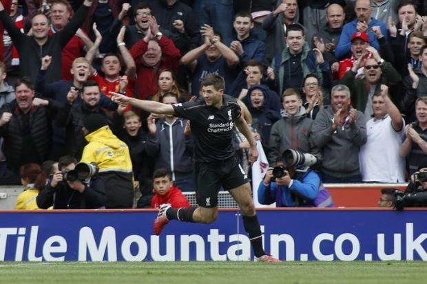 Steven Gerrard: Lẽ ra tôi có thể ở lại Liverpool - ảnh 1