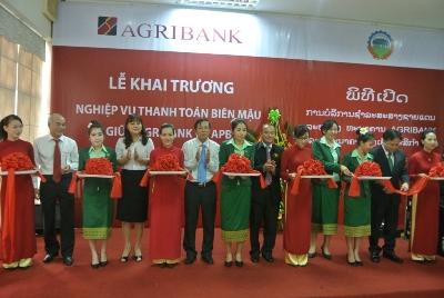 Agribank đi đầu thanh toán biên mậu, thúc đẩy giao thương giữa Việt Nam và các nước  - ảnh 1