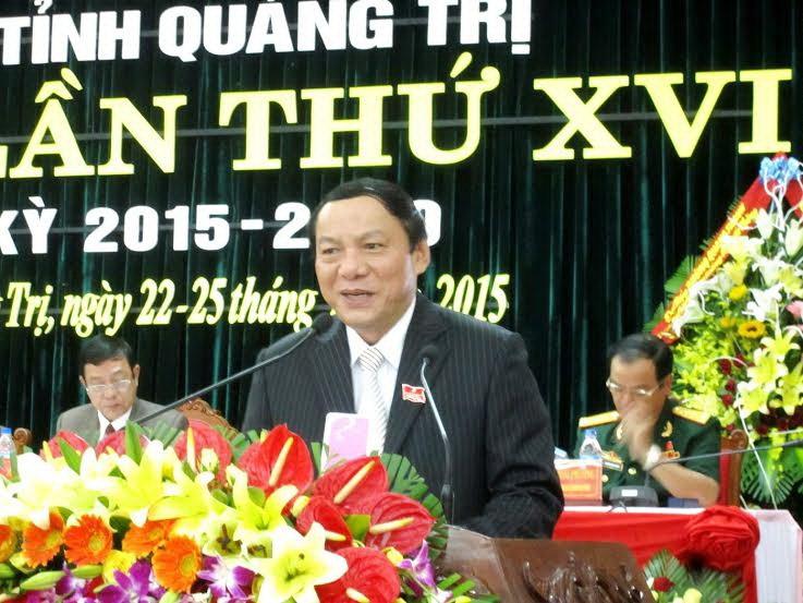 Quảng Trị có tân Bí thư tỉnh ủy - ảnh 1