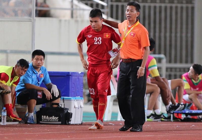 Vòng loại U-19 châu Á: U-19 Việt Nam thắng trận thứ hai - ảnh 1
