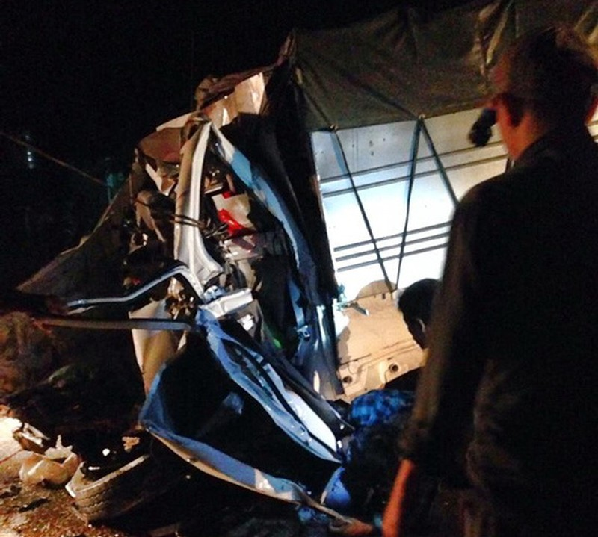 Tai nạn kinh hoàng làm bốn người thương vong - ảnh 3