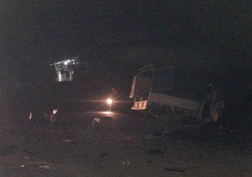 Tai nạn kinh hoàng làm bốn người thương vong - ảnh 1