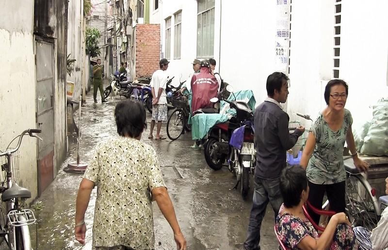 Việt kiều buôn đồ cổ chết bất thường trong nhà trọ - ảnh 1