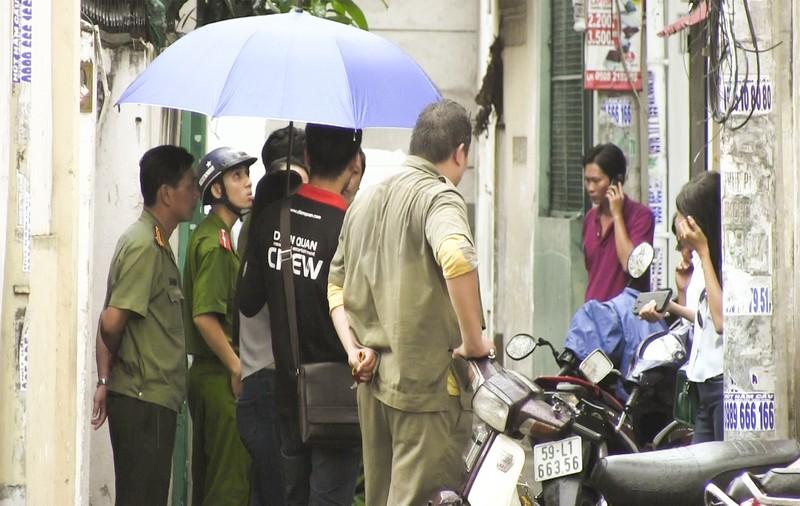 Việt kiều buôn đồ cổ chết bất thường trong nhà trọ - ảnh 3