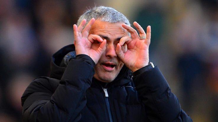 Mourinho bất lực và thách thức - ảnh 1