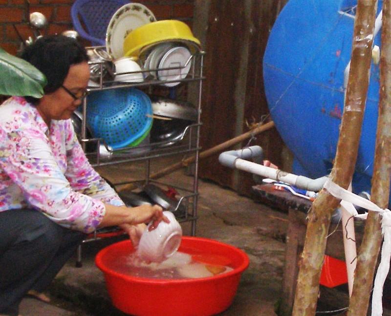 Cách nhận biết chất lượng nước đang sử dụng - ảnh 1