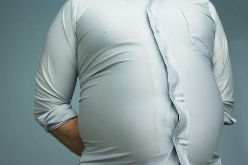 Béo bụng nguy hiểm hơn béo phì - ảnh 1