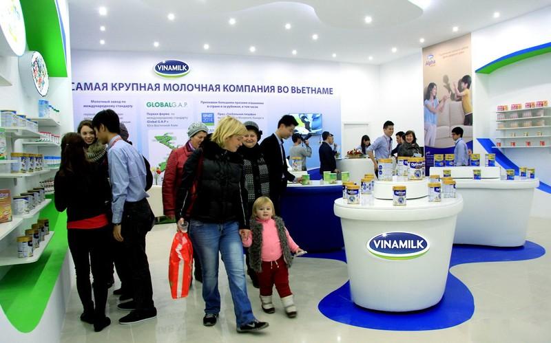 Vinamilk thẳng tiến đến thị trường Nga - ảnh 3