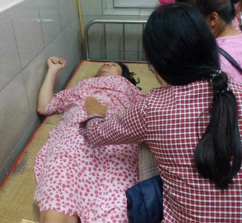 Thai nhi chết lưu, gia đình 'tố' bệnh viện tắc trách - ảnh 1